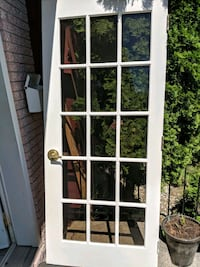French door 34 3/4 x 80 Laval, H7R 4V3
