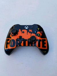 Xbox one fornite custom airbrush Bakersfield