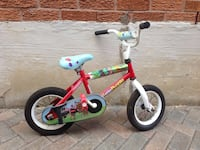 toddler's red and white bicycle Richmond Hill, L4B 1W9
