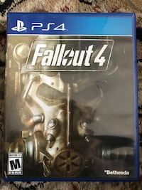 PS4 Fallout 4 Somerville, 02144