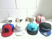 $30 for 8 hats or $5 each 544 km