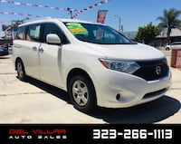 Nissan - Quest - 2013 Los Angeles