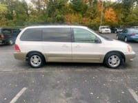 2004 Ford Freestar Washington