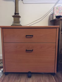 Side Table/File Cabinet New York, 11102