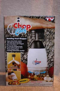 New Chop Chef Food Chopper & Cheese Grater (As seen on tv) Burlington