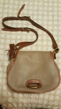 Vintage Dooney & Bourke Saddle Bag  Hagerstown, 21742