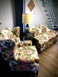Couch & Chair - Custom Upholstery Lakewood