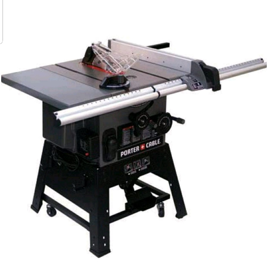 used porter cable contractors 10 table saw pcb 270ts for sale in rh us letgo com