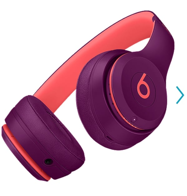 BNIB** Beats Solo 3 Magenta Pop special edition!! 0