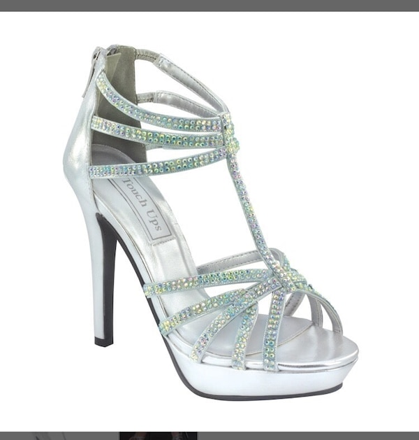 New Bridal Shoes size 8 1