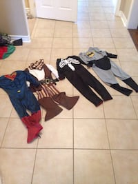 costumes for sale Vaughan, L4J 7H5