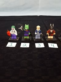 Lego compatible superheroes. 4/10 Canfield, 44406
