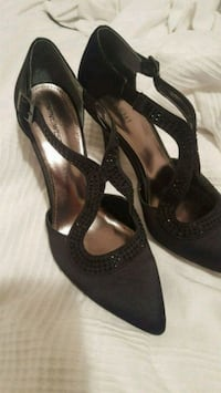 Black Nine West heels Toronto, M4P