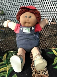 Cabbage Patch Kid Taylors