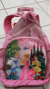 Princess Small Backpack Henderson, 89074