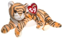 India -Tiger TY beanie baby Mississauga, L5B 0J8