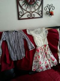 Petite clothes 0-3 make any offer