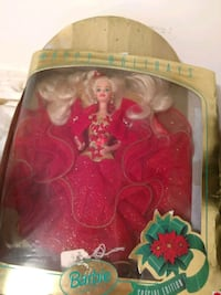 Barbie doll Happy Holidays special edition box Farmville, 27828
