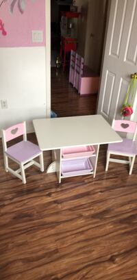white wooden table with chairs El Paso, 79936