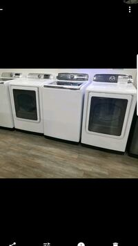 Washer and dryers all brand new