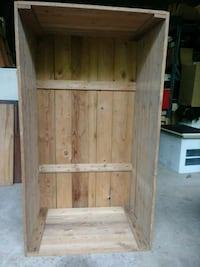 Large wood shipping crate New Hope PA Allentown