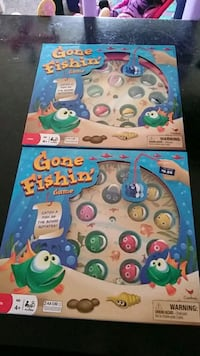 Gone Fishin' game Los Angeles, 90066