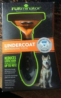 Furminator Undercoat Deshedding Tool for Medium dog New Windsor