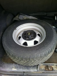Jeep wheels for sale only!!!! Walkertown