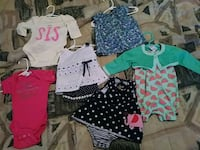 Baby's assorted clothes Auburn, 98092