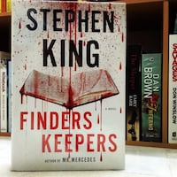 Stephen King Finders Keepers Markham, L6B 1A8