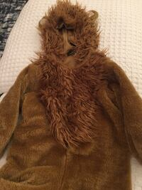 Lion costume for baby until 3 years  Toronto, M2M 1Y9