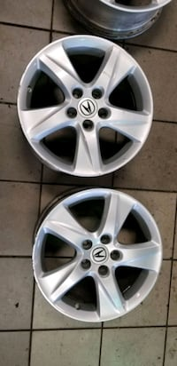 4 2010 acura tsx rims good condition honda 17inch no tires Willow Grove, 19090