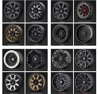 """17"""" XD Wheel & Tires Special + Leveling Kit 17"""" XD Wheels Rims 17x18.5 17x9 You Choose !!! All Styles Available Package Includes BF Goodrich KOs & Leveling Kit  BFG KO2 Size 285/70R17 Tires  All Brand New PRICING Starting @ $1799  90631"""