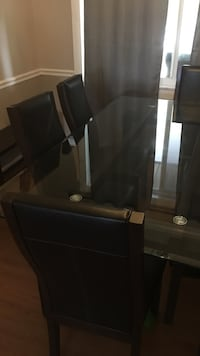 Glass table with 6 chairs!! Winter Park, 32792