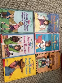 15 books from Junie B. Jones collection Pointe-Claire, H9R 5S5