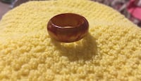 Sz 5.5 ring wooden ring Monroeville, 15146