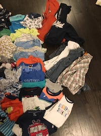 Huge boys 24m clothing lot!  Pickering, L1V 2T4