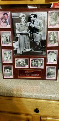 I Love Lucy picture Frame Elizabeth, 07206