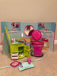 American Girl - Salon Set Leesburg, 20175