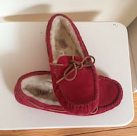 Roots ugg loafers