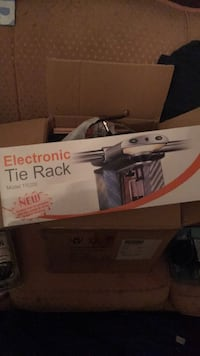 Electronic tie rack Arlington, 22204