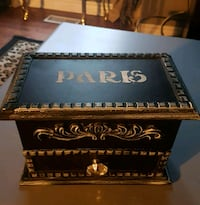 Embellished paris box  Whitby, L1N 8X2