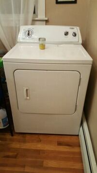 white front-load clothes dryer Somersworth, 03878