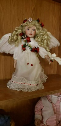 Porcelain fairy doll PG Hagerstown, 21740