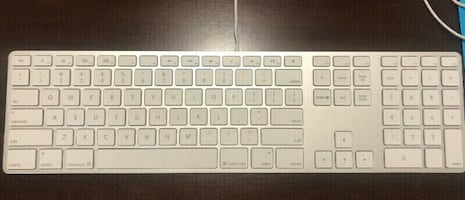 Apple Magic Keyboard w/ Numeric Keypad