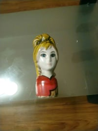 Antique pencil topper