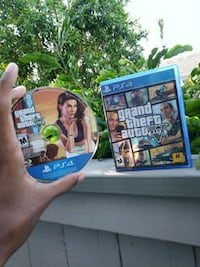 Grand Theft Auto 5 PS4 La Habra, 90631