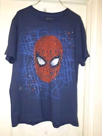 Size Large Spider-Man T-Shirt