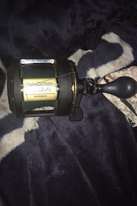 Brand new shimano TLD 2 speed 20A fishing reel