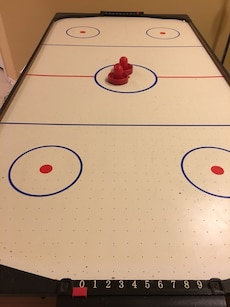 Electronic Air Hockey Table